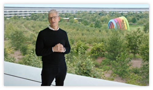 Transcript: Here's what Apple said at its Q3 2021 earnings call