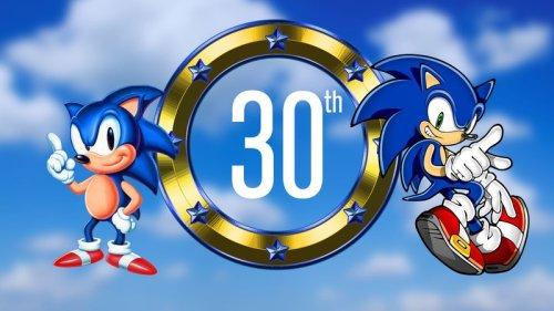 Here's the ultimate Sonic 30th anniversary retrospective