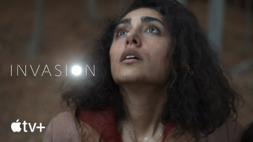 Apple TV+ releases the official trailer for its Sci-Fi series 'Invasion'