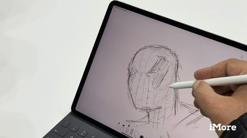 Which Apple Pencil is compatible with the iPad Pro (2021)?