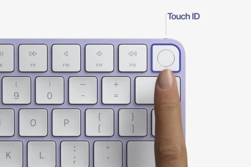 Apple explains how the new Magic Keyboard with Touch ID works in new docs