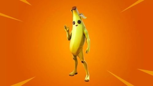 Yep. Epic and Apple argued, in court, about whether a banana can be naked.