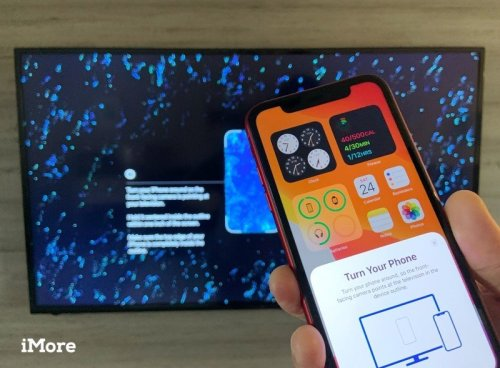 Calibrate your TV's color automatically with your iPhone and the Apple TV