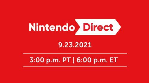 Everything announced at the September 2021 Nintendo Direct