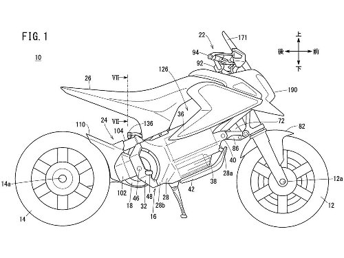 Honda to possibly create an electric minibike?