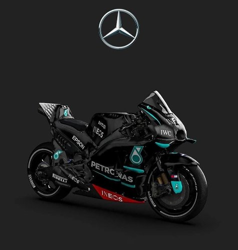 What bikes would look like if Formula One teams entered MotoGP