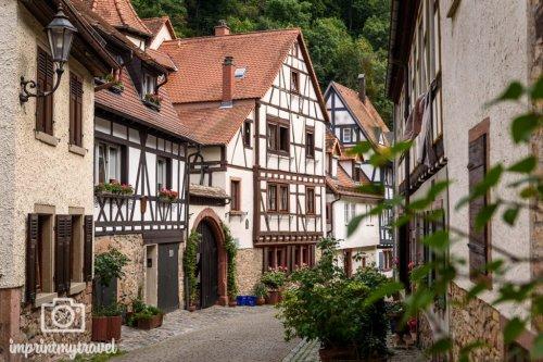 Besuch der deutschen Kleinstadtperlen in Baden Württemberg