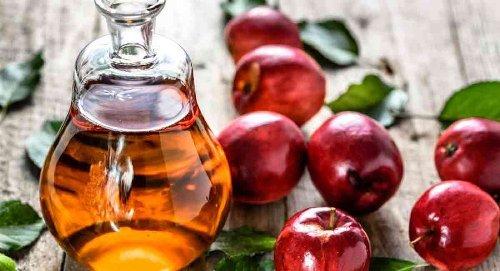 L'aceto di mele aiuta a previene l'invecchiamento cutaneo