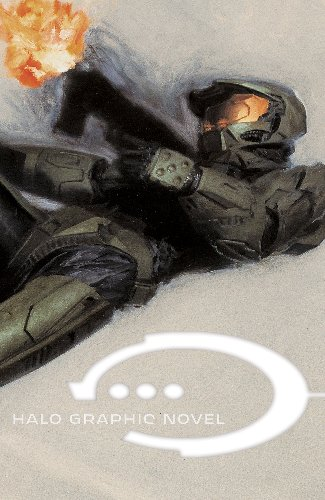 THE ORIGINAL HALO GRAPHIC NOVEL IN A NEW EDITION FROM DARK HORSE COMICS