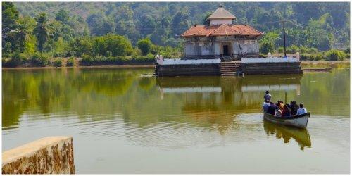 Serene Varanga Jain Temple - Varanga Kere Basadi Near Udupi