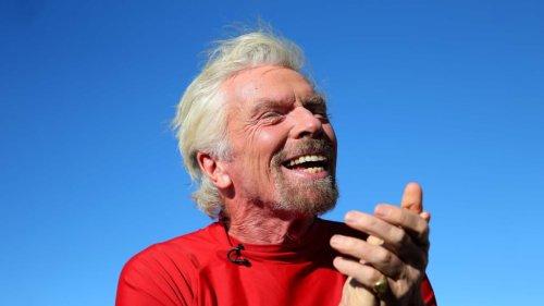 Richard Branson's 3 Best Tips for Overcoming Self-Doubt