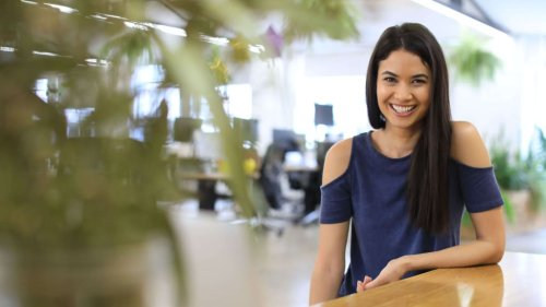 How Canva's Melanie Perkins Learned to Pitch Persuasively After More Than 100 Rejections