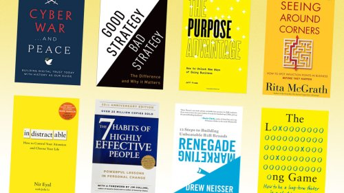 Hone Your Strategic Thinking Skills With These 8 Books