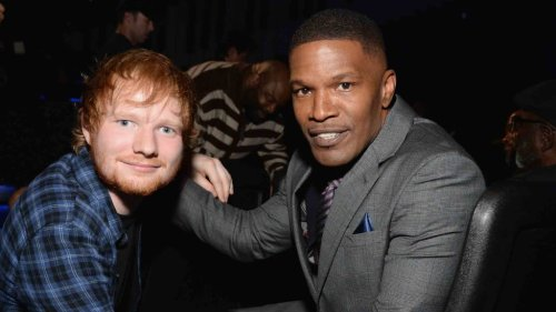 A Penniless Ed Sheeran Once Slept on Jamie Foxx's Couch: A True Story About the Power of Belief (and Kindness)