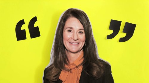Follow Melinda Gates's Advice and Swap Your Goals for a Word of the Year (or Day)