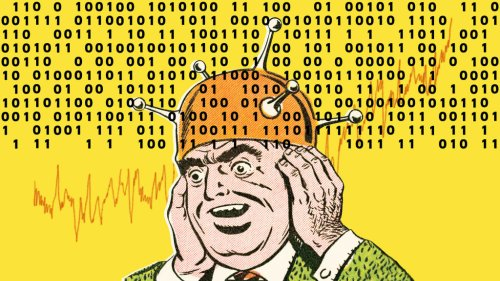 How to Move Forward When You're Feeling Overwhelmed by Data