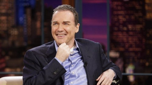 Here's the Amazing Truth Behind Norm MacDonald's 'Moth Goes Into a Podiatrist's Office' Joke