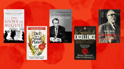 Trader Joe's founder Joe Coulombe says these 5 books inspire