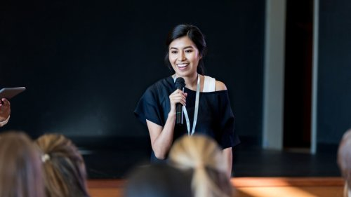 Public Speaking is Scary. These 4 Tips Can Help.