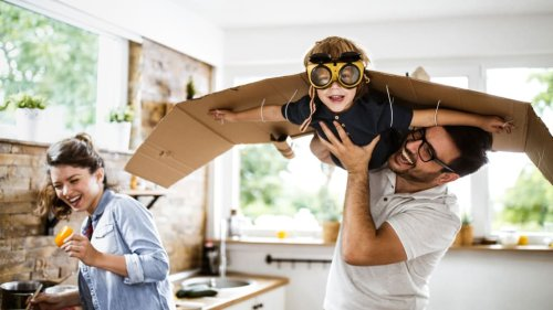 Want to Raise Kids with Greater Self-Control? Science Says Children Whose Parents Play With Them a Very Specific Way Build More Self-Discipline