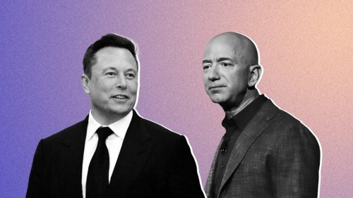 Jeff Bezos and Elon Musk Define Success The Exact Same Way. Here It Is