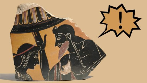 The Ancient Greeks Had a Word for the Specific Kind of Bad You're Feeling Right Now