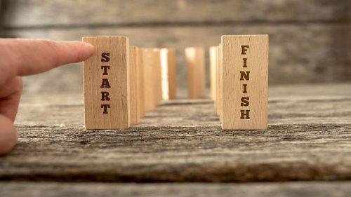 Backwards Progress: For Better Results Start at the End