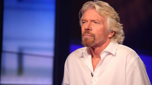 Richard Branson Says He Isn't Trying to Beat Jeff Bezos Into Space. There Are 54 Reasons We Should Believe Him