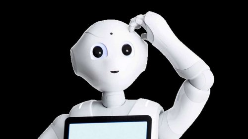 Pepper the humanoid robot can now 'think out loud' to increase user trust