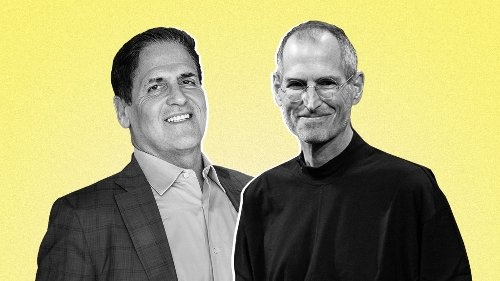 Mark Cuban, Steve Jobs, and Science All Agree: Everything You Think You Know About 'Finding Your Passion' Is Wrong