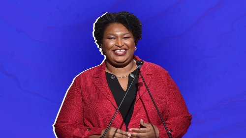 Stacey Abrams Just Explained How You Can Be Incredibly Persuasive by Following This Simple Rule