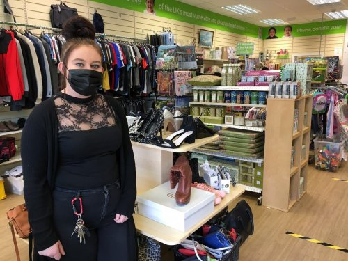'We can't stock the shelves fast enough': The charity shops booming as they reopen after lockdown