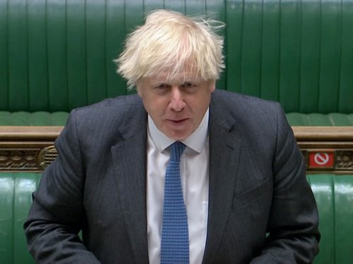 Boris Johnson has no intention of uniting the country over Brexit – division suits him   Andrew Grice