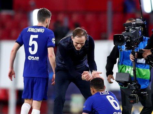 Chelsea reach Champions League semi-finals despite late Porto loss