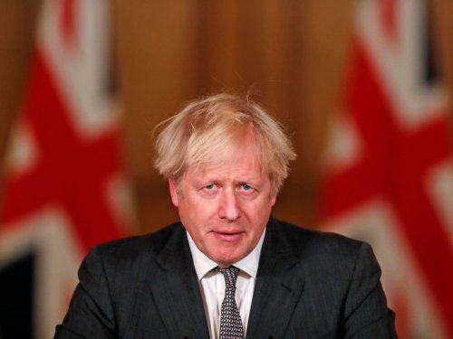 Call to strip Boris Johnson of responsibility for enforcing lobbying rules