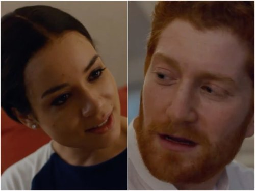 There's a Harry and Meghan movie called Escaping the Palace and a bizarre trailer has just been released