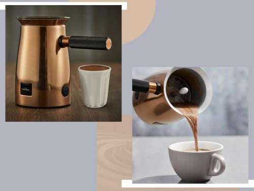Are you cuckoo for hot cocoa? Then Hotel Chocolat's velvetiser could be the gadget of your dreams