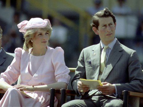 This is what 29-year old Charles thought after first meeting 16-year old Princess Diana