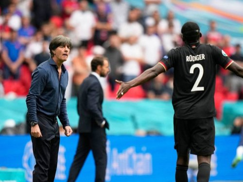 Joachim Low's Germany reign comes to confused and aimless end at Euro 2020