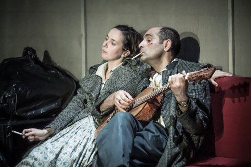 The Two Character Play is a strange, profound delight – review