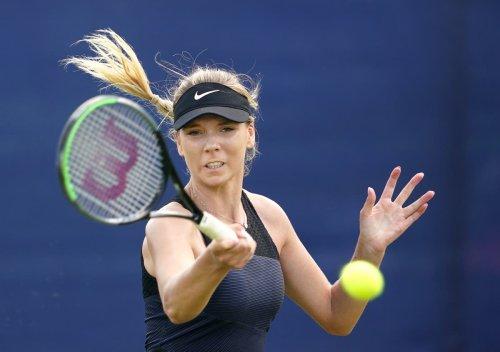 Wimbledon dream kept Katie Boulter going through 'really tough moments'