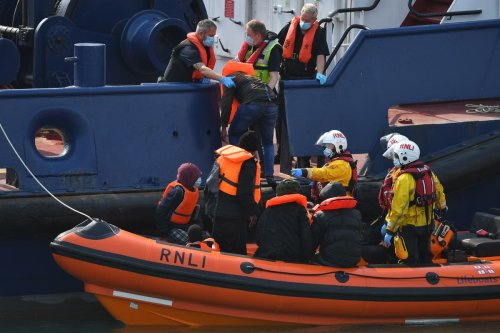 Government accused of standing by while lifeboat volunteers face abuse for saving refugees