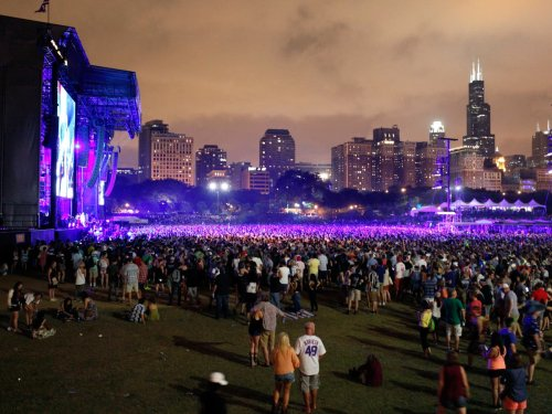 Chicago residents are being offered free Lollapalooza tickets for receiving the coronavirus vaccine