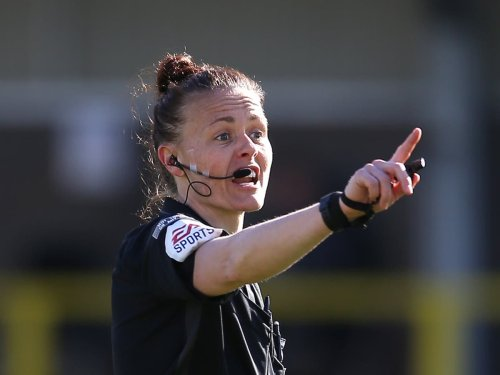 Rebecca Welch makes history again – a closer look at the new EFL referee