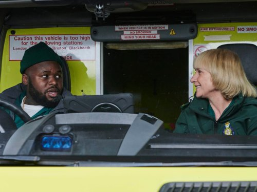 Bloods is a magnificent paramedic comedy full of gallows humour – review