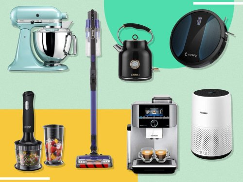 The Amazon Prime Day home and kitchen deals including the Shark cordless vacuum