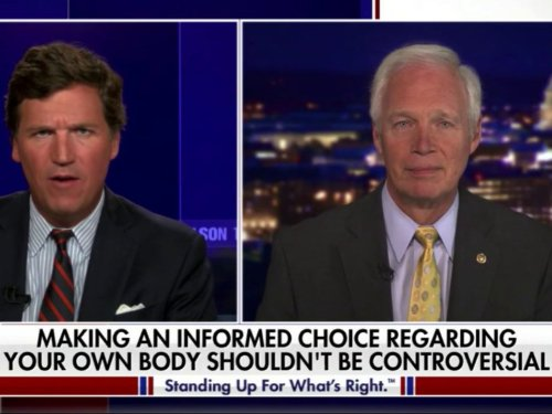 Fox News uses pro-choice argument to describe not getting the vaccine