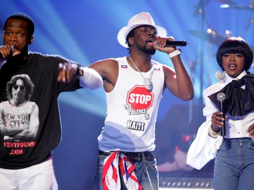 Fugees reunite for The Score 25th anniversary tour