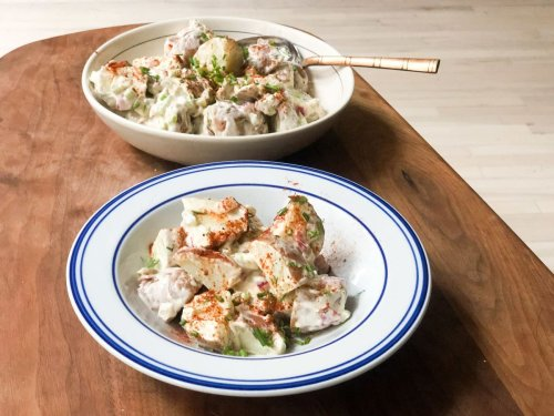 How to make the best potato salad of your life
