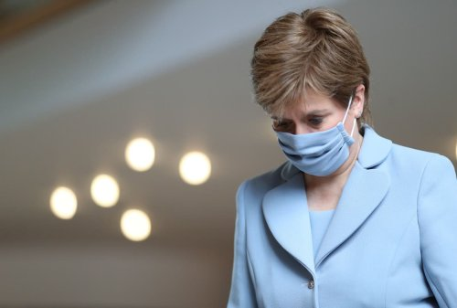 Sturgeon says Scotland 'unlikely' to move out of lockdown as scheduled